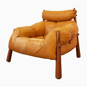 Model MP-81 Armchair by Percival Lafer, 1970s