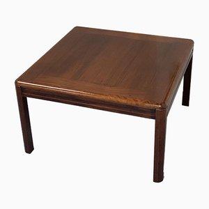 Danish Rosewood Coffee Table from Henning Oddesen, 1970s
