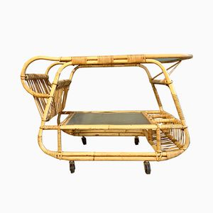 Danish Vintage Bar Cart, 1930s