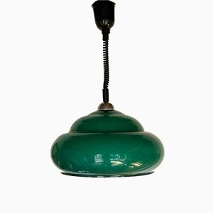 Vintage French Retro Pendant Lamp