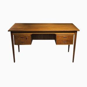 Vintage Teak Desk, 1960s