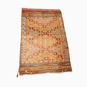 Mid-Century Bohemian Wool Rug, 1950s