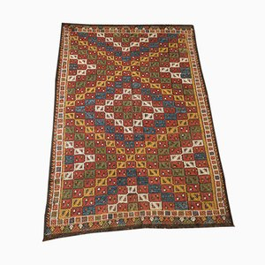 Vintage Teppich aus Schafwolle, 1930er