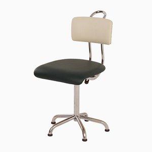 Chaise de Bureau Ajustable par Toon De Wit pour De Wit, 1950s