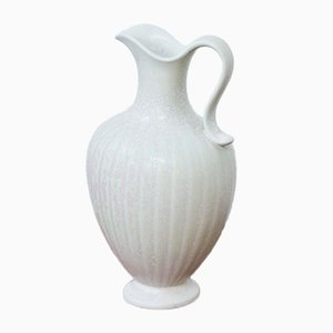 Swedish Stoneware Jug by Gunnar Nylund for Rörstrand, 1940s