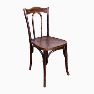 Vintage Bistro Chair from Jacob & Josef Kohn, 1930s