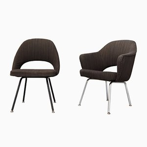 Conference Chairs by Eero Saarinen for Knoll International, 1970s, Set of 2