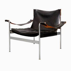Mid-Century D99 Lounge Chair by Hans Könecke for Tecta