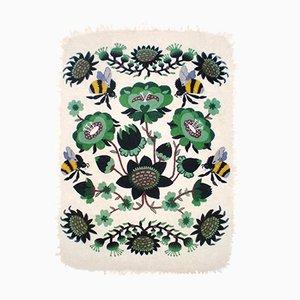 Grüner Bombroo Teppich von Klaus Haapaniemi für Tikau, 2019