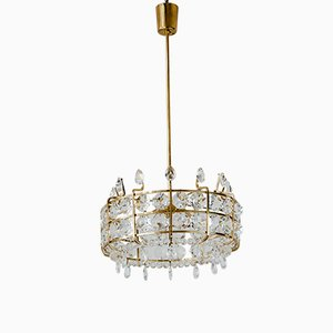 Mid-Century Chandelier from Bakalowits & Söhne, 1950s