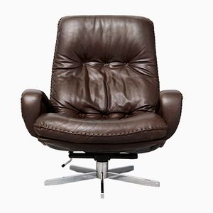 Vintage DS-231 Swivel Armchair from de Sede