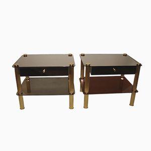 Moderne Beistelltische, 1970er, 2er Set