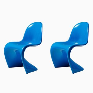 Vintage Chairs by Verner Panton for Herman Miller, 1960s, Set of 2