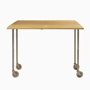 Schwedischer Vintage Berit Tisch von Bruno Mathsson für Mathsson International, 1960er