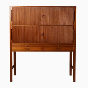 Vintage Danish Cabinet by Ole Wanscher for A.J. Iversen, 1947