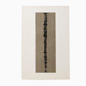 Peinture Line par Inger Ekdahl, Suède, 1963