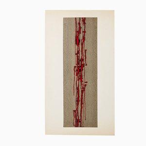 Peinture Standing par Inger Ekdahl, Suède, 1961