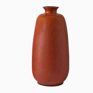 Vase par Erich & Ingrid Triller pour Tobo, Suède, 1950s