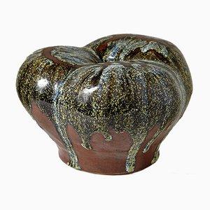 Norwegische Vase von Erik Plöen, 1960er