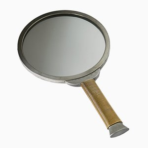 Swedish Hand Mirror by Estrid Ericson for Svenskt Tenn, 1930s