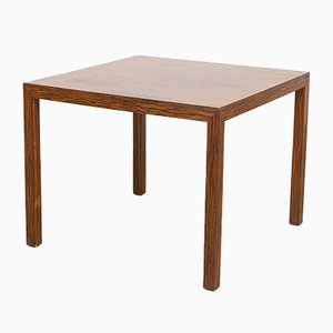 Mid-Century Rosewood Game Table by Edward J. Wormley for Dunbar