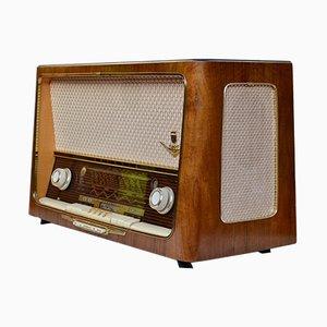 Deutsches Vintage Typ 5097/S Concert Tube Radio von Grundig, 1958
