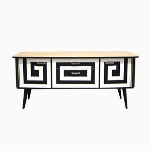 Mid-Century Painted Sideboard, 1960s