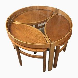 Tavolini ad incastro, Danimarca, anni '60