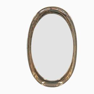 Oval Mid-Century Mirror, 1960s