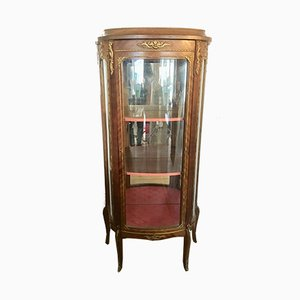 Antique French Louis XV Display Vitrine