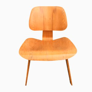 Chaise LCW par Charles & Ray Eames pour Herman Miller, 1950s
