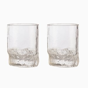 Cerne Glasses by Samuel Reis for Vicara, 2018, Set of 2