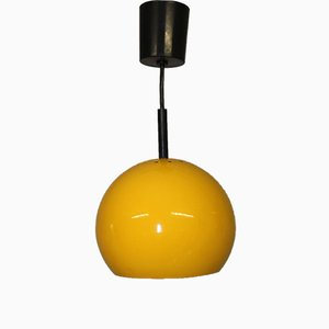 Vintage Spherical Pendant Lamp from Brillant Leuchten, 1960s