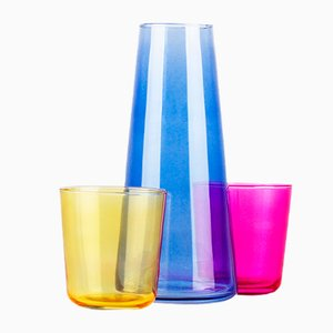 CMYK Tableware Set by OJEAM Studio for Vicara, 2018
