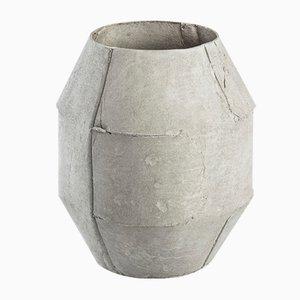 Vase #2 Cimento par Jorge Carreira pour Vicara, 2016