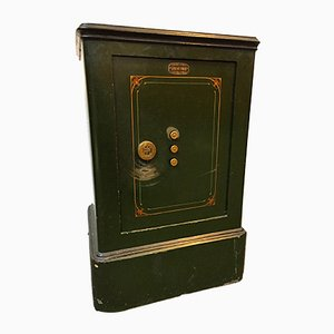 Antique French Steel Safe