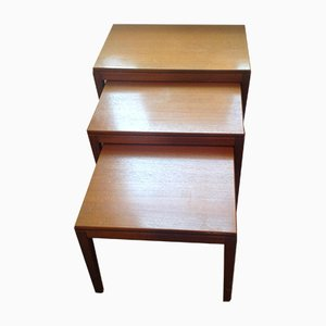 Mid-Century Scottish Nesting Tables