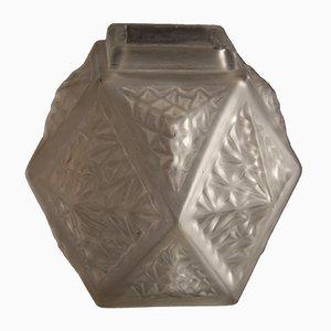Kleine französische Art Deco Vase, 1930er