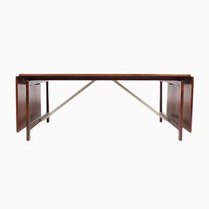 Ausklappbarer Tisch aus Palisander, 1960er