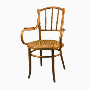 Stuhl aus Bugholz von Jacob & Josef Kohn Vienna, 1890er