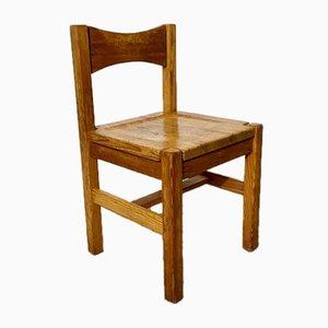 Mid-Century Stuhl aus Pinienholz von Ilmari Tapiovaara für Laukaan Puu, 1960er