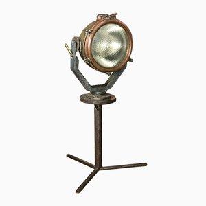 Antique Brass Boat Lamp