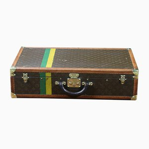 Vintage Monogrammed Trunk by Louis Vuitton