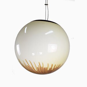 Vintage Model Anemone Ceiling Lamp by Diaz de Santillana, 1970s