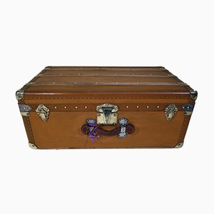 Vintage French Trunk by Moynat