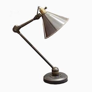 French Desk Light by Bernard Albin Gras for Ravel-Clamart, 1922
