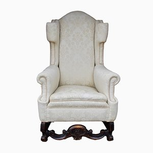 Victorian William & Mary Style Armchair