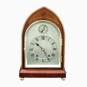 German Mantel Clock from Winterhalder & Hofmeier, 1890s