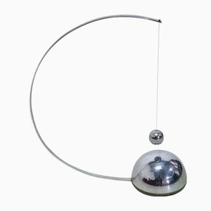 Vintage Italian Pendulum by Paolo Tilche