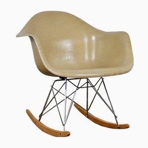 Mecedora RAR de Charles & Ray Eames para Herman Miller, años 60